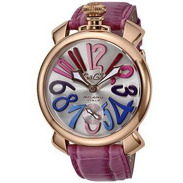 【在庫あり】 ガガミラノ MANUALE メンズ ガガミラノ 腕時計/GaGa MILANO MANUALE 48MM 48MM 腕時計, カモガタチョウ:8d4f59e3 --- schongauer-volksfest.de