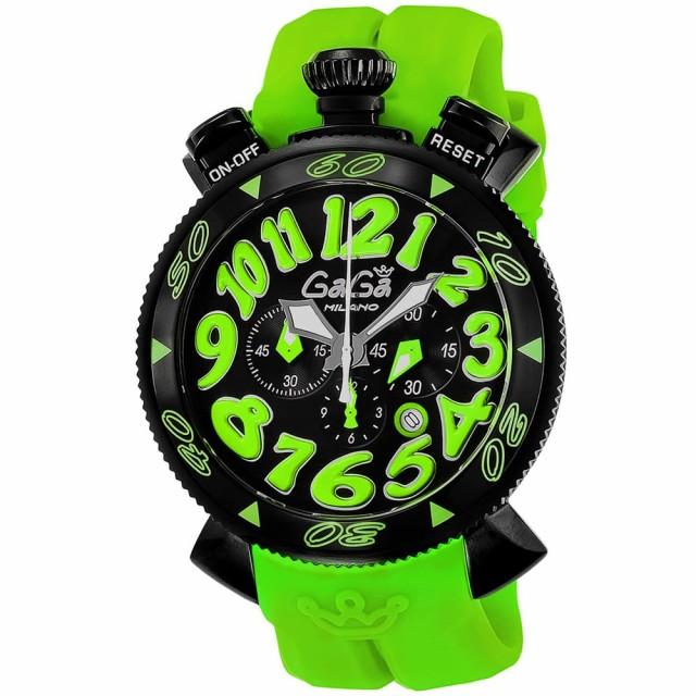 数量は多 ガガミラノ メンズ ガガミラノ 腕時計/GaGa 腕時計/GaGa MILANO CHRONO CHRONO 48MM 腕時計, 子供服ミリバール:76cbf9b3 --- kzdic.de
