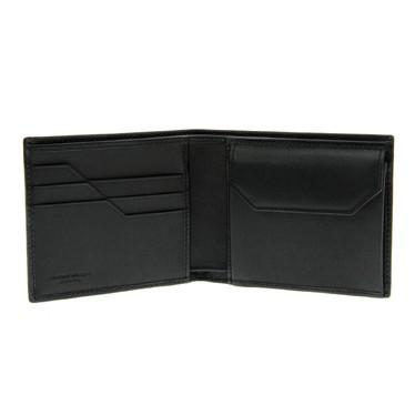 ハンティングワールド メンズ 二つ折り財布/HUNTING WORLD TAHOE 二つ折り財布 ブラック 卒業祝入学祝プレゼント