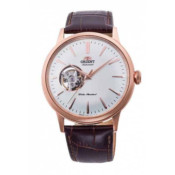 2019人気新作 オリエント メンズ 腕時計 腕時計 オリエント/ORIENT 自動巻き レザー 腕時計 メンズ ホワイト, 自転車プローウォカティオ:e1c5dd68 --- 1gc.de
