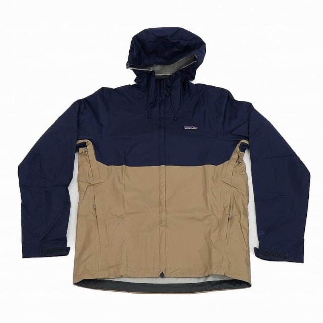 パタゴニア メンズ ナイロンジャケット マウンテンパーカーXSサイズ/patagonia 長袖 フード ナイロンジャケット マウンテンパーカー  ネイ|au Wowma!(ワウマ)