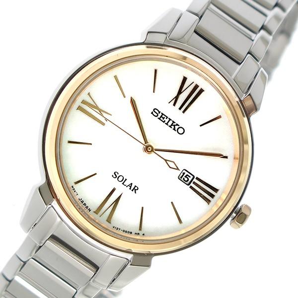 new concept 3c9b0 a1644 セイコー レディース 腕時計/SEIKO ソーラー ソーラー 腕時計 シェル|au Wowma!(ワウマ)