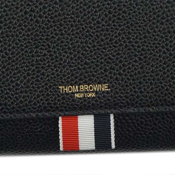 トムブラウン レディース&メンズ コインケース 小銭入れ/THOM BROWNE 卒業祝入学祝プレゼント