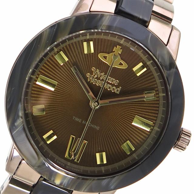 100%安い ヴィヴィアンウエストウッド レディース 腕時計/VIVIENNE WESTWOOD 腕時計 ブラウン, QualityAutoJapan 1ff677fe