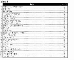 3枚組CDシリーズ アルティメットエディション ザ・ベンチャーズ 3ULT-102