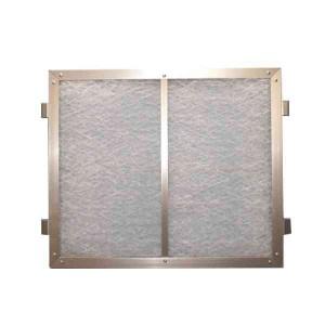 コスモフィルター 小型浅型レンジフード 磁石用 取り付け枠・フィルターセット 縦30.0×横35.0cm