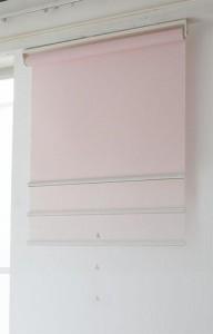 タチカワ TIORIOティオリオ ロールスクリーン遮光2級防炎規格品 巾70×高さ200cm(支社倉庫発送品)