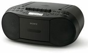 ソニー CFD-S70-BC CDラジカセ(ブラック)(支社倉庫発送品)