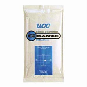 (支社倉庫発送品)UCC上島珈琲 UCCグランゼマイルドアイスコーヒー(粉)AP100g 50袋入り UCC301185000