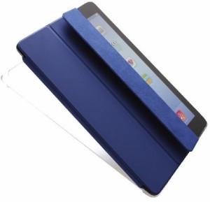 エレコム iPadAir2用シェルカバー(Smartcover対応) TB-A14PV2CR
