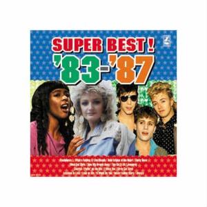 オムニバス 青春の洋楽スーパーベスト'83-'87 CD(支社倉庫発送品)