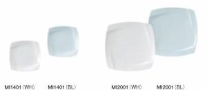 MI2001 ミヤマ スクエアプレート 20cm(4枚セット)