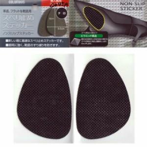 【ゆうメール送料無料】滑り止めステッカー:婦人靴用コロンブス