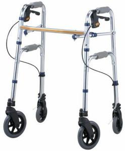 セーフティーアームVタイプウォーカー SAV 歩行器 リハビリ 歩行補助 高齢者用 hkz 介護用品