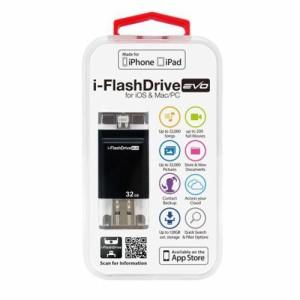 Photofast i-FlashDrive EVO for iOS&Mac/PC Apple社認定 Lightning