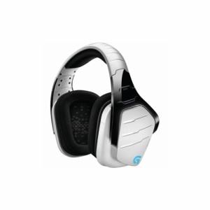 ロジクール G933RWH SNOW ワイヤレス 7.1 サラウンド ゲーミングヘッドセット ホワイト