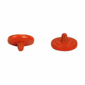 JJC シャッターレリーズボタン オレンジ JJC-SRB-C11O