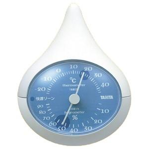 """TT-510-WH タニタ 温湿度計"""