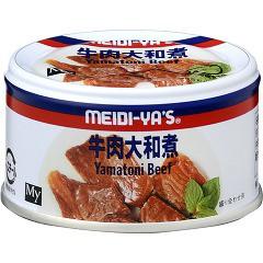 明治屋 牛肉大和煮 EO #T3(90g)[食肉加工缶詰]