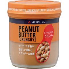 明治屋 MY ピーナッツバター クランチー(200g)[ピーナッツ・チョコクリーム]