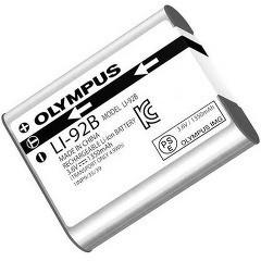 オリンパス 純正リチウムイオン充電池 LI-92B(1コ入)(発送可能時期:5-7日(通常))[電池・充電池・充電器]
