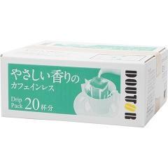 ドトール やさしい香りのカフェインレス(7g*20袋入)[カフェインレスコーヒー]