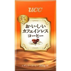 UCC おいしいカフェインレスコーヒー VP(200g)[カフェインレスコーヒー]