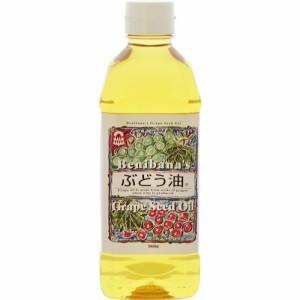 """""""紅花食品 ぶどう油(500g)[グレープシードオイル]"""""""