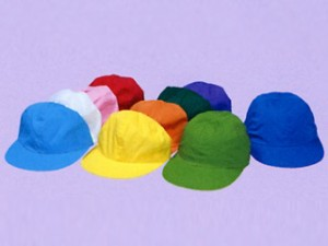 カラー帽子の商品