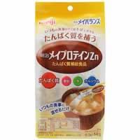 【明治 メイプロテインZn たんぱく質補給食品 6.3g×14包入】[代引選択不可]