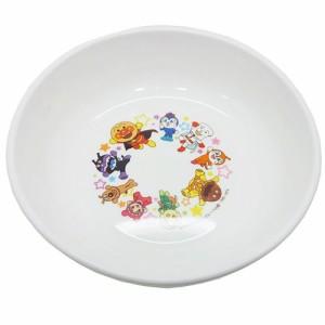 アンパンマン キッズ食器 食洗機対応PP製ボウル皿 キャラクター グッズ
