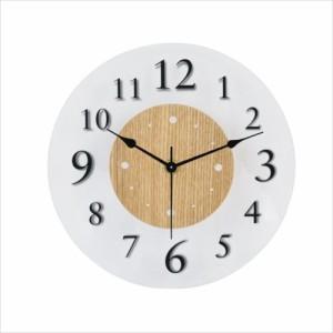 取寄品 ナチュラリー 壁掛け時計 ウォールクロック ナチュラル かわいい グッズ