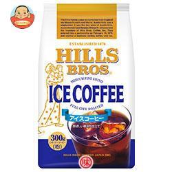 【送料無料】 日本ヒルスコーヒー  ヒルス  アイスコーヒー(粉)  300g袋×12袋入