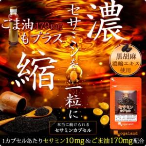 お徳用セサミンカプセル(約3ヶ月分)3150円以上送料無料 サプリメント 黒ゴマ 健康 胡麻麦茶 胡麻 ごま油 ゴマ