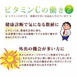 ◆ぽっきりセール◆お徳用ビタミンC(約3ヶ月分)3150円以上送料無料 ベースサプリメント 乾燥 アスコルビン酸 UV 紫外線 ビタミン
