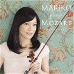 [CD] 千住真理子(vn)/MARIKO plays MOZART(SHM-CD)