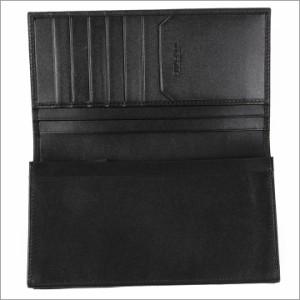 ブルガリ 長財布 BVLGARI 財布 レディース メンズ オクト ブラック 36966