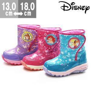 即納 あす着 送料無料 ブーツ 子供 キッズ ベビー ディズニー スノー 長靴 Disney DN WC022ESP