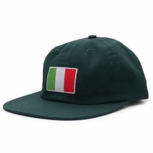 新品 Bianca Chandon Italy Polo Hat キャップ FOREST GREEN メンズ 420000310015 ヘッドウェア