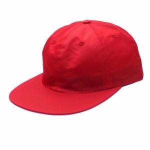 シュプリーム SUPREME Strap Logo 6-Panel RED レッド 赤 新品 265001138113 ヘッドウェア