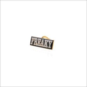 (新品)SUPREME(シュプリーム) Freaky Pin (ピンズ) BLACK 290-004340-111+(グッズ)