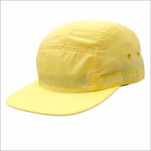 (新品)SUPREME Tonal Taping Camp Cap LIGHT YELLOW 265-001075-018+ 新品 (ヘッドウェア)