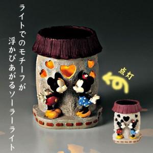 """""""ディズニー ハウス・ソーラーライト ミッキー&ミニー SD-0365-500"""""""