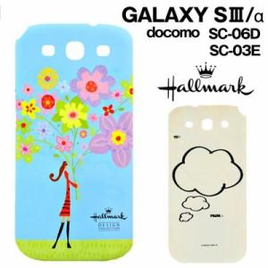 253901c9f5 【59-22】Hallmark docomo GALAXY S3 / α