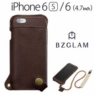f352505d7c [送料無料]☆ BZGLAM iPhone6s iPhone6 (4.7インチ) 専用 ウェアラブルレザーカバー