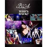 BD / BoA / BoA Live Tour 2014 WHO'S BACK?(Blu-ray)