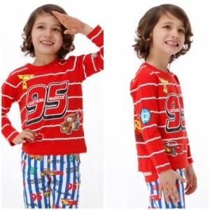 1/10NEW ディズニー ボーダーロンT-ベビーサイズ キッズ ベビードール 子供服/DISNEY-0407K