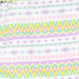 SS_SALE50%OFF PINKHUNT 幾何学柄 ショートパンツ キッズ ジュニア ベビードール 子供服-0445K