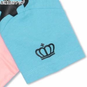 SS_SALE50%OFF ディズニー BIGプリント Tシャツ ベビーサイズ キッズ ベビードール 子供服 /DISNEY -0660K