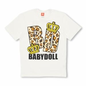 SS_SALE60%OFF 親子ペア BDヒョウ柄 Tシャツ 大人 男女兼用 レディース メンズ ベビードール ペアルック 子供服 -0716A
